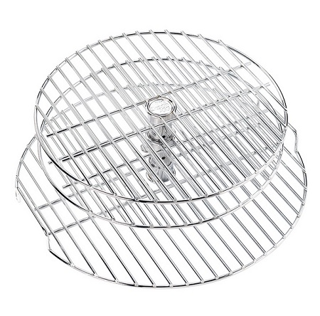 Bild 1 von Grillrost mit 3 Ebenen/3 Level Cooking Grid (Big Green Egg)