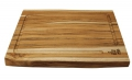 Schneidbrett aus Teakholz/Teak Cutting Board (Big Green Egg)