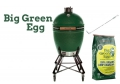Holzkohlegrill/Keramikgrill BIG GREEN EGG Large STARTER PAKET