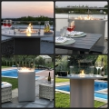 Bild 3 von Gaskamin Outdoor Firestar Ambiente Medium
